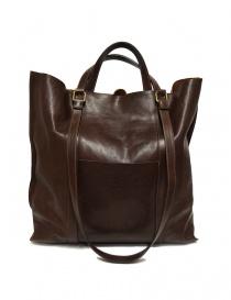 Il Bisonte brown leather bag