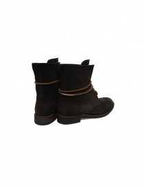 Tre Chiodi Brown Leather Boots