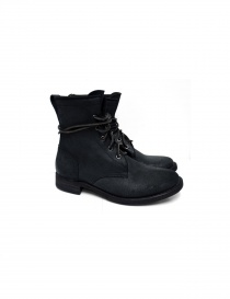 Tre Chiodi black leather boots BD2767 0532 order online