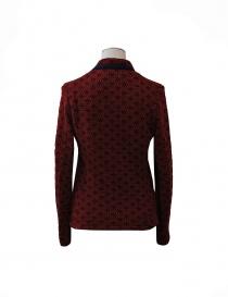 Haversack red jacket