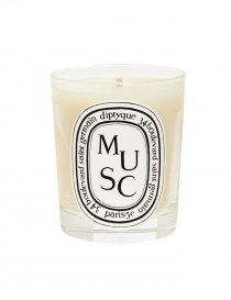 Candles online: Diptyque Musc candle