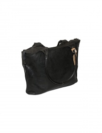 Black leather Incarnation bag online