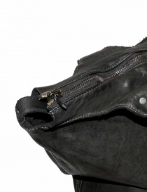 Black leather Incarnation bag