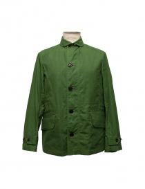 Giacca Comme des Garcons Man Junya Watanabe colore verde WI-J044-051- order online