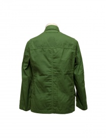 Giacca Comme des Garcons Man Junya Watanabe colore verde