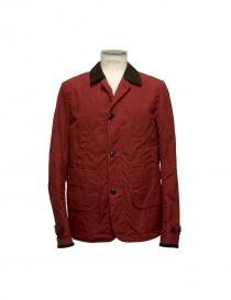 Comme des Garcons Man Junya Watanabe jacket in red WI-J022-051- order online