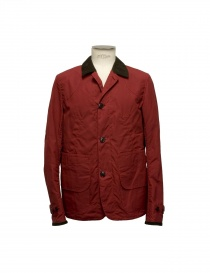 Giacca Comme des Garcons Man Junya Watanabe colore rosso WI-J022-051- order online