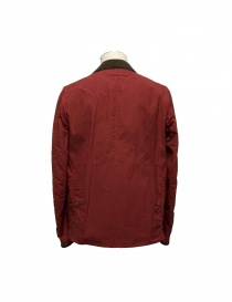 Giacca Comme des Garcons Man Junya Watanabe colore rosso