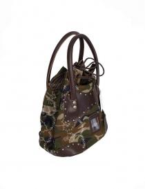 Borsa camouflage Carnet online