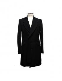 Comme des Garcons Homme Plus black coat online