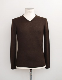 Adriano Ragni brown pullover 161800201RG order online