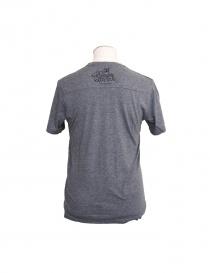 T-shirt Golden Goose colore grigio