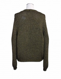 Boboutic black and gold sweater