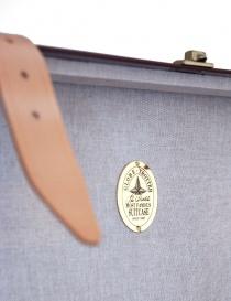 "Safari 26"" Globe Trotter suitcase"