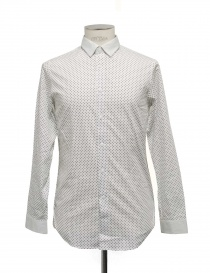 Camicia Cy Choi bianca con pois neri CA27502BWH01 order online