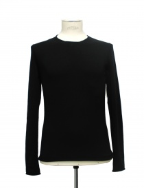 Black sweater Label Under Construction Primary online