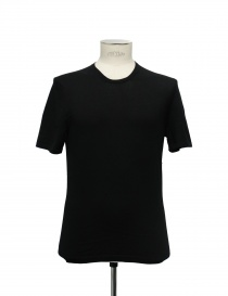 Adriano Ragni black t-shirt 21ARTS01-CO1 order online