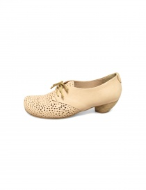 Beige leather shoes TN 29