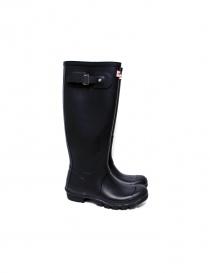 Hunter navy boots HUSORGNYW234 order online