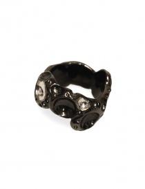 Anello DNA 79 in argento ST26 order online