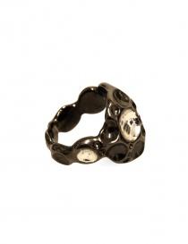 Anello DNA 79 in argento ST31 order online