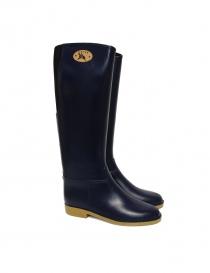 Dafna Blue Rubber Boots Stivali Blu order online