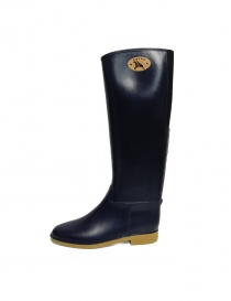 Dafna Blue Rubber Boots