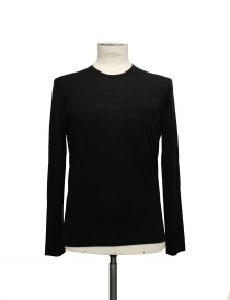 Black pullover Adriano Ragni 22ARSW03-WS2 order online
