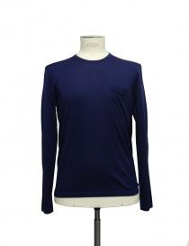 Blue pullover Adriano Ragni 22ARSW03-WS2 order online