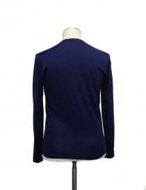 Blue pullover Adriano Ragni