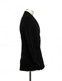 Black jacket U-NI-TY