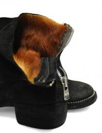 Stivaletto Guidi 796Z in pelle marrone calzature-uomo acquista online