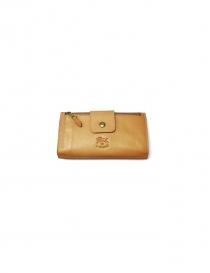Natural leather wallet Il Bisonte C0688 P 120 order online