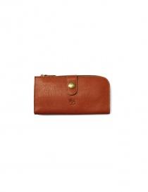 Natural leather wallet Il Bisonte C0782MP 145 order online