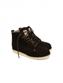 The Gorilla Shoe USA ankle boots 31762-CHOCOL order online