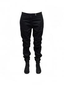 Pantalone Carol Christian Poell colore nero PF-0918OD-CO order online