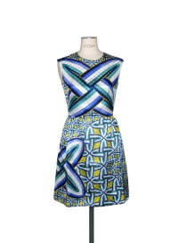 Peter Pilotto Temari Citrus dress DR38-TEMARI- order online