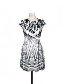 Peter Pilotto Mira dress DR34-B-LEAF order online