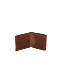 Il Bisonte brown Bob wallet