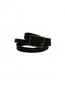 Cinture online: Cintura Carol Christian Poell Diverging colore nero