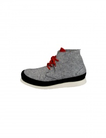 Essence grey ankle boots