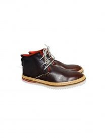 Scarpa polacchina Essence colore marrone Z10-MARRONE order online