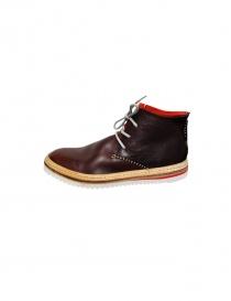 Scarpa polacchina Essence colore marrone