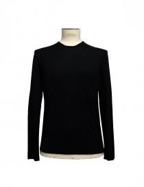 Black pullover Adriano Ragni 7ARSW22PCWS2 order online