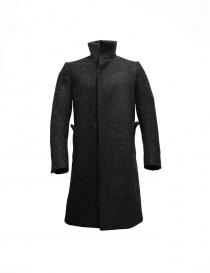 Cappotto Carol Christian Poell back raglan high neck OM 2340L STE order online