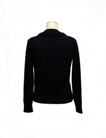 Cardigan Side Slope colore nero