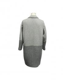 Side Slope gray coat