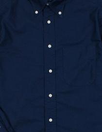 Gitman Bros blue shirt