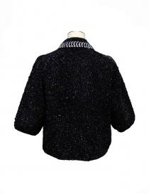 Iaponia black pullover