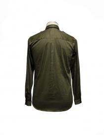 Cy Choi shirt military green buy online